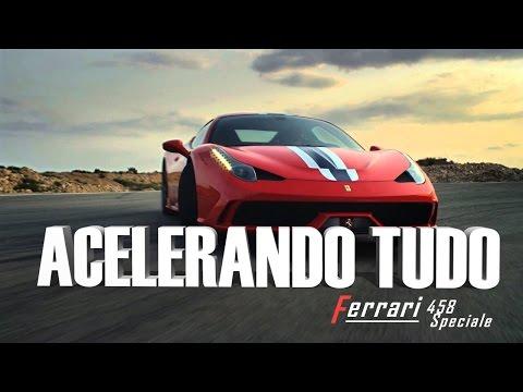 ApC - Ferrari 458 Speciale