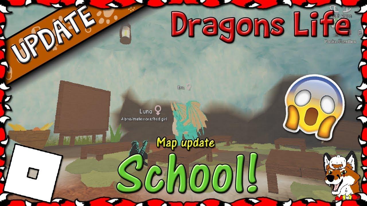 Roblox Dragons Life School 31 Hd Youtube