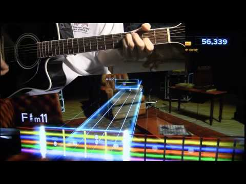 Radiohead - High and Dry Rocksmith Master Chart (Chord Arrangement)
