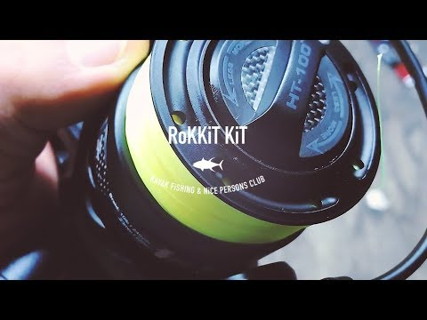 How To Spool A Spin Reel -  New Jack & Casting Setups For Summer
