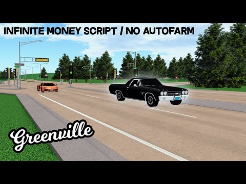 ✅**WORKING**✅ GREENVILLE [BETA] 🔥 INFINITE MONEY SCRIPT