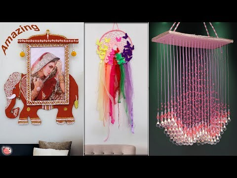 10 Quick Easy Home Useful Handmade DIY Craft Ideas !!!