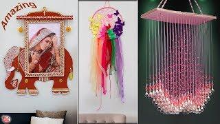 10 Quick Easy Home Useful Handmade DIY Craft Ideas !!!