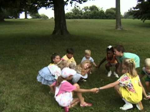 Ring Around The Rosy Cedarmont Kids Youtube