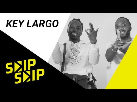 Youtube: KEY LARGO:«Avec nos gimmicks, on voulait pas rapper comme tout le monde» I SKIP SKIP
