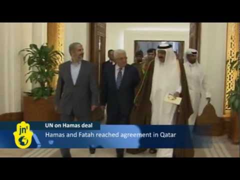 Fatah and Hamas sign unity agreement: UN's Ban Ki-moon and Israel's Benjamin Netanyahu doubtful