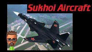 Sukhoi WAR Aircraft