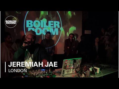Jeremiah Jae Boiler Room LIVE Show