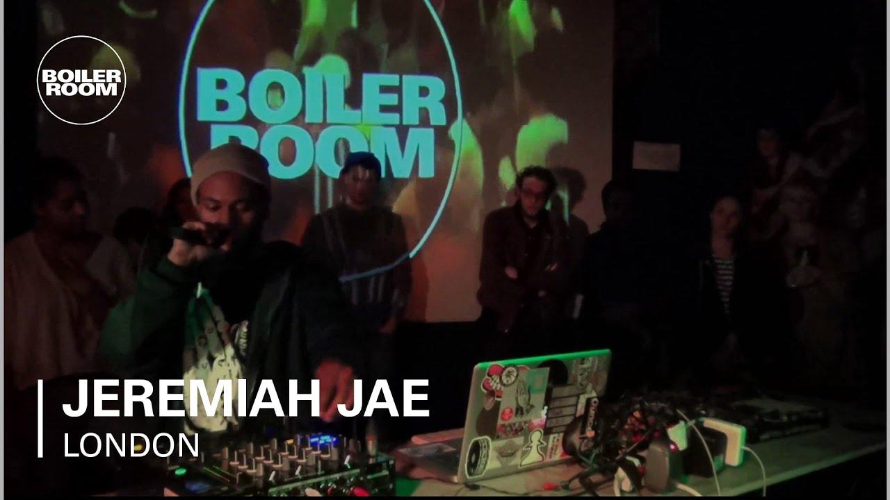 jeremiah jae boiler room live show youtube