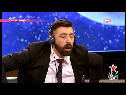Ami G Show S07 - E24 - Igra 'Muzicka opstrukcija'