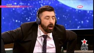 "Ami G Show S07 - E24 - Igra ""Muzicka opstrukcija"""