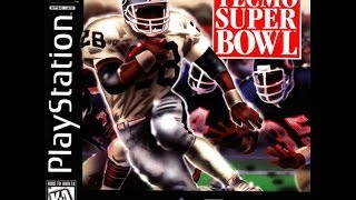 Tecmo Super Bowl (PlayStation) - Seattle Seahawks vs. Denver Boncos