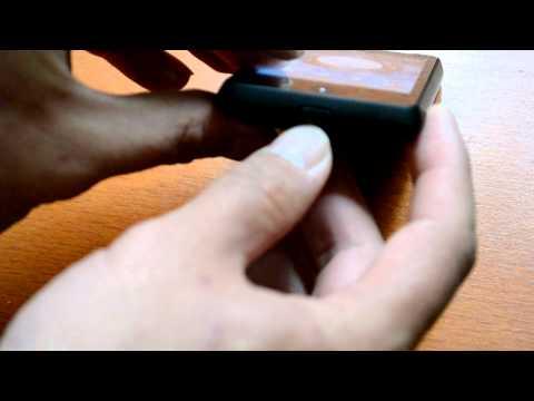 HTC Gratia - video-review: Blogatu.ro