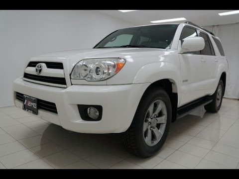 2009 toyota 4runner limited youtube. Black Bedroom Furniture Sets. Home Design Ideas
