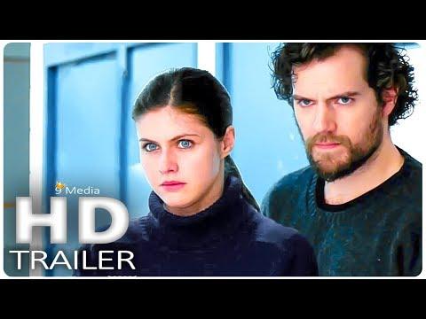 NOMIS  Sneak Peek  2019 Alexandra Daddario, Henry Cavill Action Thriller Movie HD