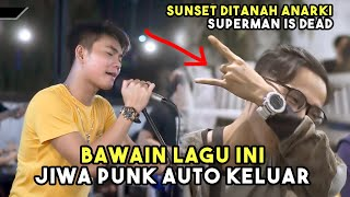 SUNSET DI TANAH ANARKI - SUPERMAN IS DEAD (COVER) BY TRI SUAKA & BAND