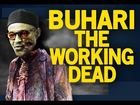 Damage Control: Buhari The 'Working' Dead