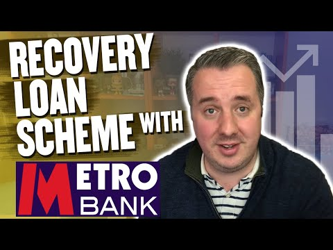 Applying For A Recovery Loan Scheme With Metro