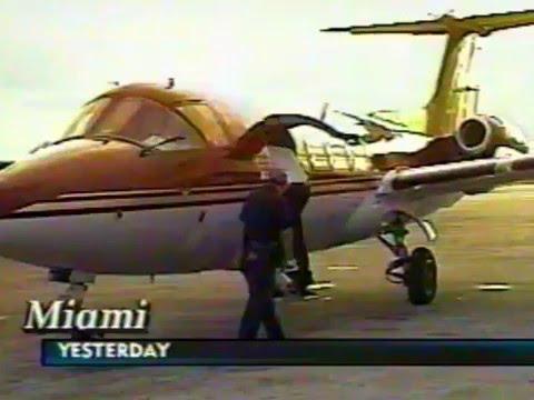 PEX 1967 Hansa Jet HFB 320 CJ610 FDX, UPS & DHL Carib RTE 1992
