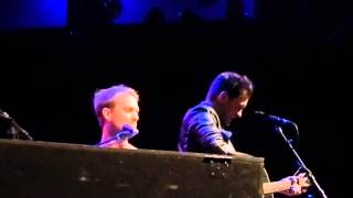 Andy Grammer and Andrew Ripp Duet - Boston, MA 4/7/13