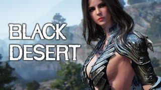 обзор игры black desert | коротко о главном