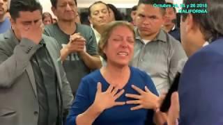 Mira el mover de Dios en California  - Pastores Geovanny y Sondy Ramirez