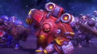 英雄焦點:火焰兵「爆焰」 -《暴雪英霸》