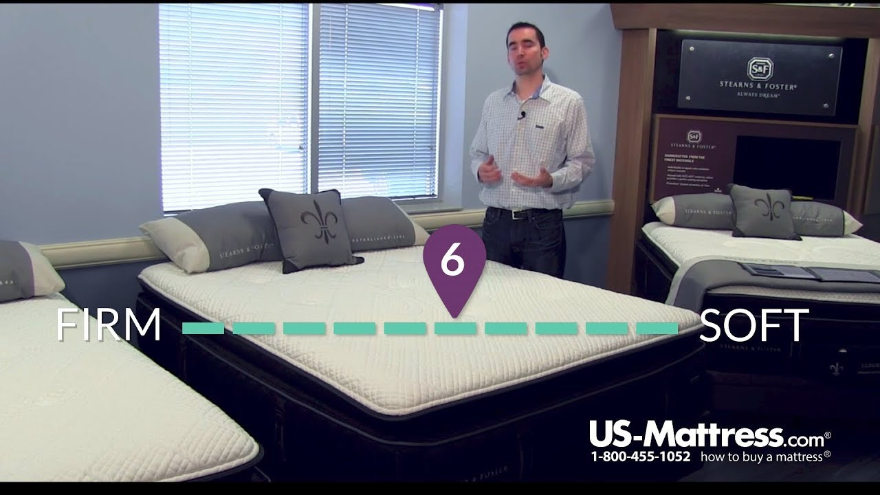 stearns and foster reserve no 2 luxury plush euro pillow top mattress expert review