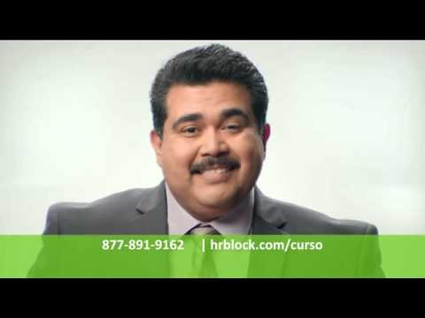 H R Block Tv Commercial Curso Veronica Reyes Spanish Youtube