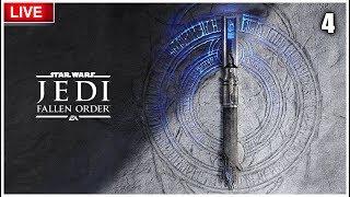 Star Wars JEDI Fallen Order (Xbox One X) Parte 4