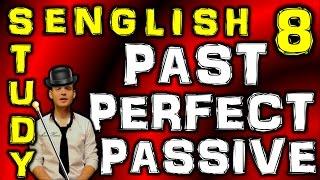 8. Английский: PAST PERFECT PASSIVE / ПРОШЕДШЕЕ СОВЕРШЁННОЕ ПАССИВНЫЙ ЗАЛОГ (Max Heart)