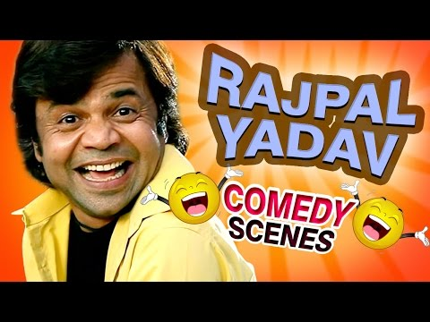 Rajpal Yadav Comedy Scenes  {HD} - Top Comedy Scenes - Weeke