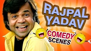 Rajpal Yadav Comedy Scenes  {HD} - Top Comedy Scenes - Weekend Comedy Special -  Indian Comedy