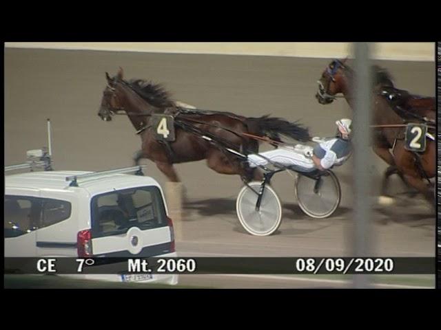 2020 09 08 | Corsa 7 | Metri 2060 | Premio Cesenatico