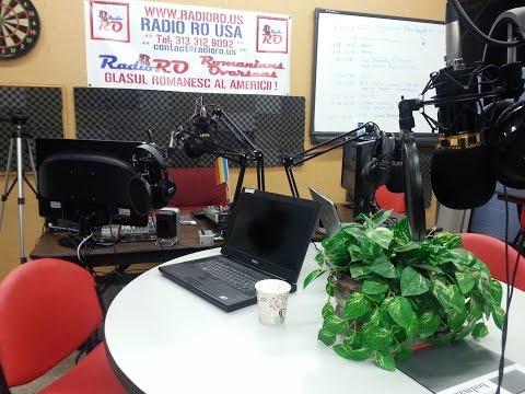 Editie Speciala Radio RO USA - Radu Moraru