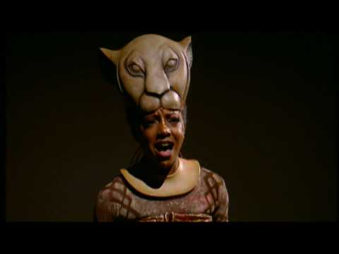 'Shadowland' from THE LION KING, the Landmark Musical Event