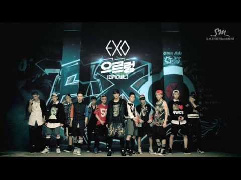 EXO Growl (Audio + Download link)