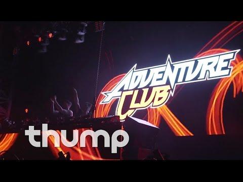 Adventure Club Tour Diary 2014