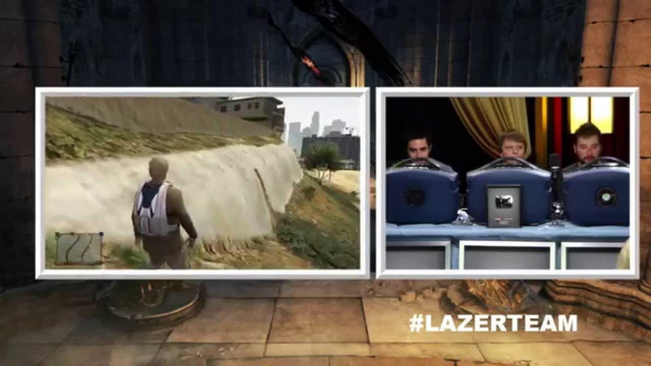 lazer team stream