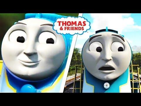 Cautious Connor  Thomas & Friends Season 20  Remake Compilation Comparison