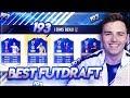 FIFA 17: MEIN ALLER BESTES 193 DRAFT DIREKT HINTERHER... ULTIMATE TEAM DEUTSCH