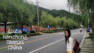 Kate Get in China ตอน หมู่บ้านหลิวป้า Liuba Hanzhong Saanxi China