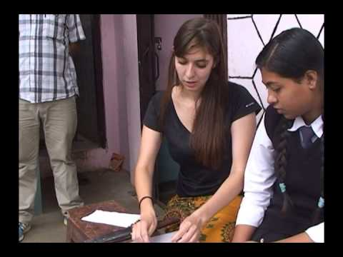 Peace Corps Nepal: TV project