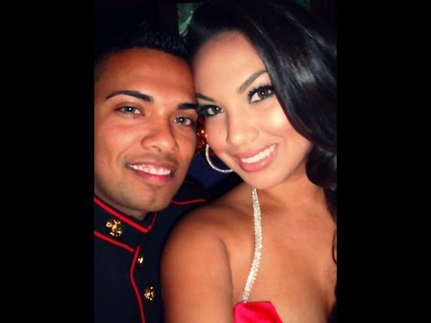 Marine Corps Ball Outfit of the Night