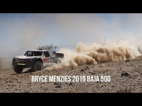 Bryce Menzies: 2019 Baja 500 4K
