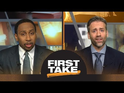 Stephen A. and Max side with MLB commissioner over Dan Le Batard | First Take | ESPN