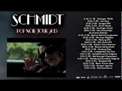 FEMME SCHMIDT Pop Noir Tour 2013