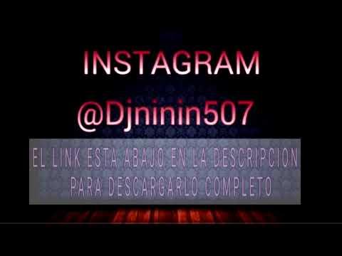 Reggae mix 2018  -  mix  plena panama 2018 Dj Ninin