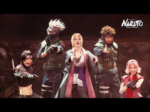Live Spectacle Naruto Musical - Song Of The Akatsuki Trailer