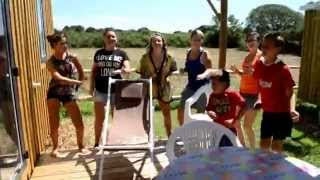 Clip Uptown Funk - Camping Petit Paris